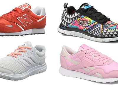 7 zapatillas rebajadas por ser tallas sueltas de Adidas, New Balance o Reebok ¡Busca tu chollo!
