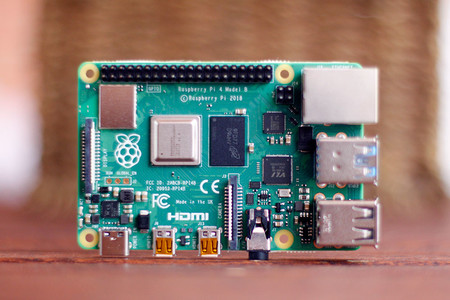 Raspberry Pi 4 11