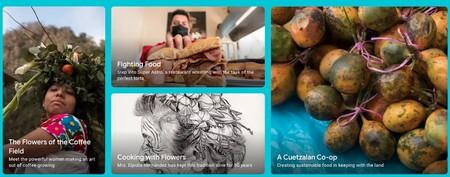 Google Arts Culture Sabores Mexico Gastronomia Mexicana Cocina