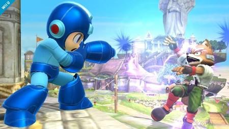 El nuevo 'Super Smash Bros' de 3DS y Wii U tiene a Mega Man [E3 2013]