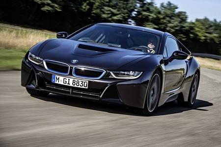 BMW i8: nuevas imágenes oficiales