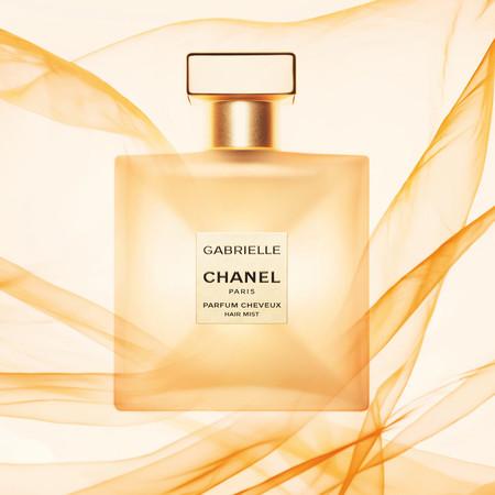 El perfume Grabielle de Chanel se transforma en bruma capilar para hacer más atractiva tu melena