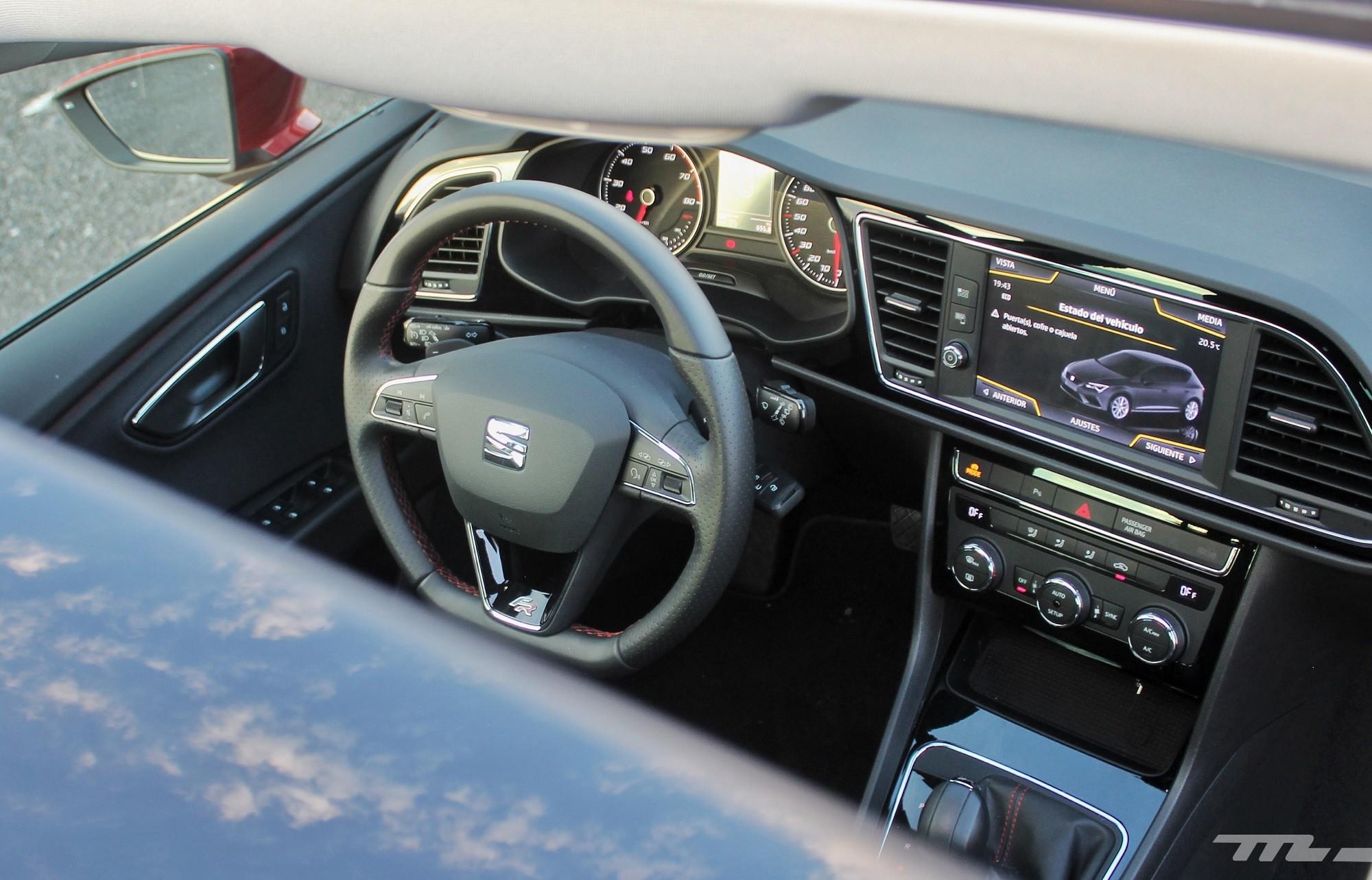 Foto de SEAT León FR (14/25)