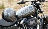 Hydrografía, nuevo método de decoración para nuestras motos