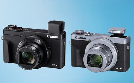 Canon PowerShot G5 X Mark II y PowerShot G7 X Mark III, la firma nipona renueva buena parte de su familia de compactas premium