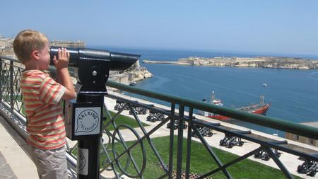 Mirador Upper Barrakka Malta