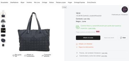 Bolso Chanel Vestiaire Collective 03