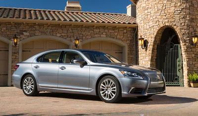Novedades para el Lexus LS 600h