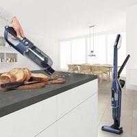 Oferta del día en la aspiradora vertical Bosch Flexxo Serie 4: autonomía de 55 minutos y cepillo motorizado por 159,99 euros en Amazon
