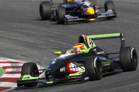 Eurocup Formula Renault 2.0: Javier Tarancón y Alex Riberas vencen en Montmeló