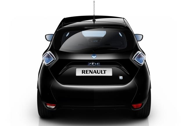 Renault ZOE negro 06