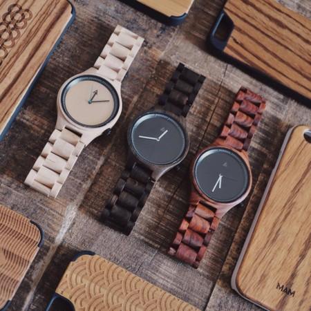 MAM originals: la firma española que convierte la madera en accesorios con estilo