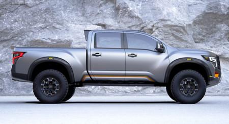 Nissan Titan Warrior Concept 67