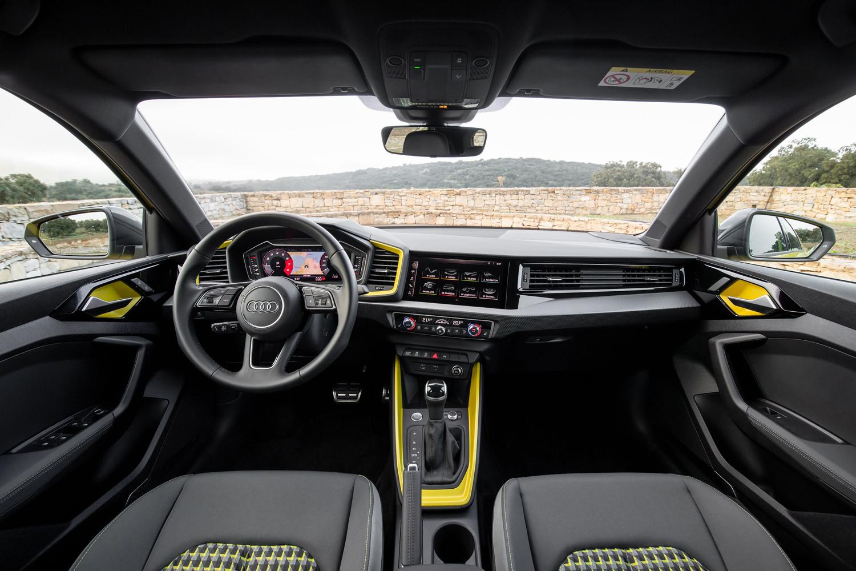 Foto de Audi A1 2018, toma de contacto (167/172)