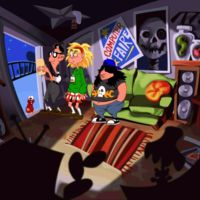 Aquí tenemos los primeros 20 minutos de Day of the Tentacle Remastered. Nostalgia en vena