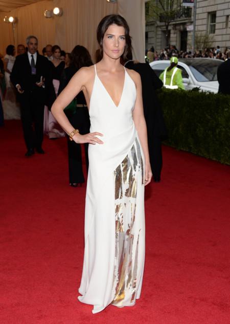 Cobie Smulders Gala MET 2014