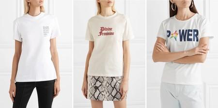 Dia De La Mujer Net A Porter Camisetas 02