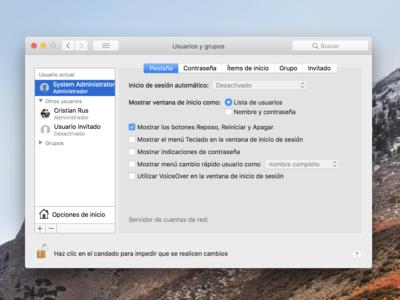 Descubierta una vulnerabilidad que da acceso como administrador en macOS High Sierra [Actualizado con solución]