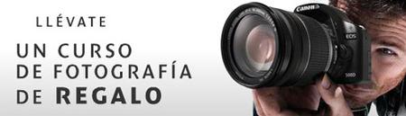 Cursos EOS impartidos por EFTI para los que compren algunas réflex de Canon