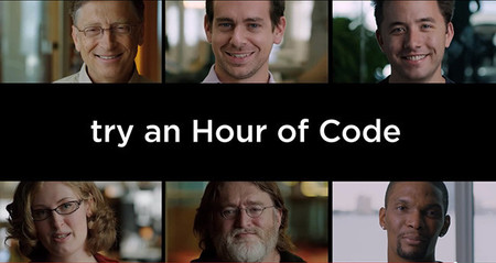Try an hour of code