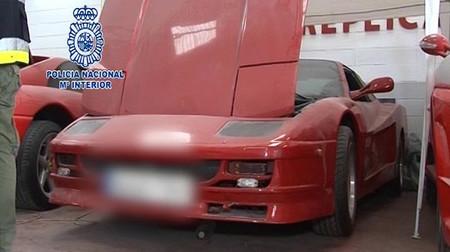 Taller Clandestino Ferrari