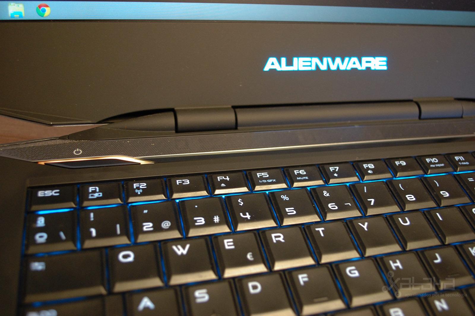 Foto de Alienware 14, análisis (14/26)