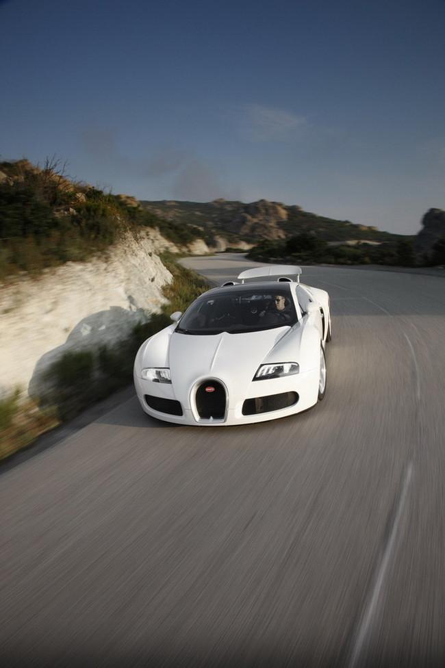 Foto de Bugatti Veyron Grand Sport (26/29)