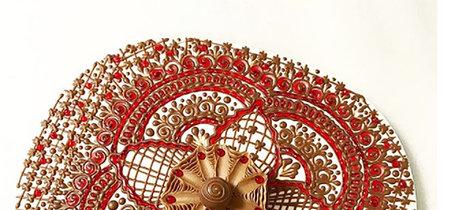 Comida de EsCultura: Impresionantes obras de arte con chocolate