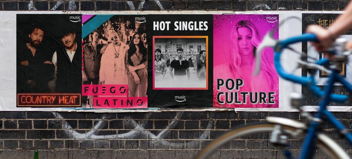 El servicio de música en streaming gratis de Amazon se hace realidad, aunque por ahora es bastante limitado en sus opciones