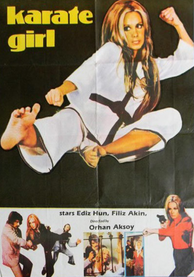 Karategirl
