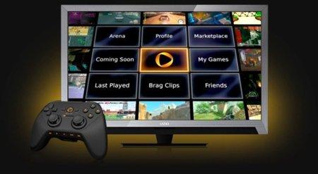 OnLive ya se integra en el televisor como un servicio más