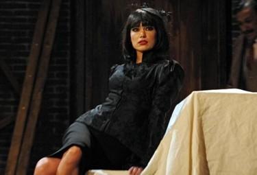 Patricia Conde cambia de look en el escenario