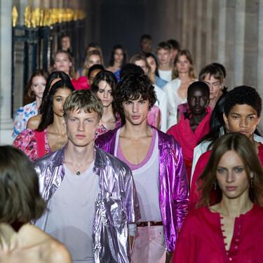 La bohemia de Chloé y la estética ochentera de Isabel Marant definen la cuarta jornada de la Semana de la Moda de París