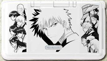 Nueva NDS Bleach Edition, solo japón