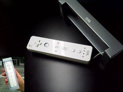 La caja del Wiimote