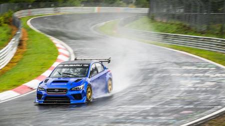 El Subaru WRX Type RA NBR Special busca ser la berlina más rápida de Nürburgring Nordschleife