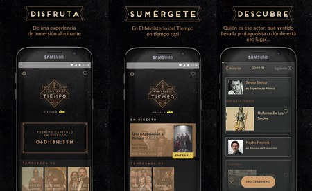 Ministerio Del Tiempo Dive Android