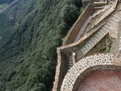 Montsoriu, el mejor castillo gótico de Cataluña