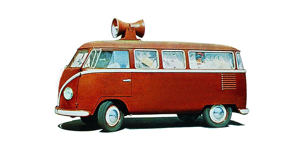 Foto de 60 años del Volkswagen Bully (19/34)