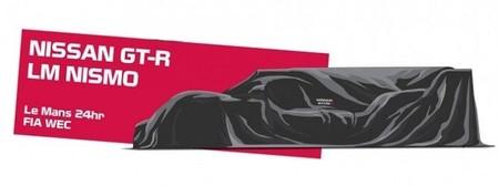 El Nissan GT-R LM NISMO hará sus primeros kilómetros en noviembre