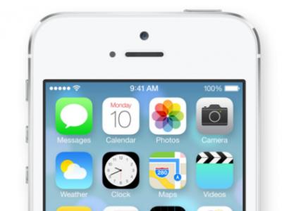 Los efectos visuales de iOS 7 causan mareos a ciertos usuarios