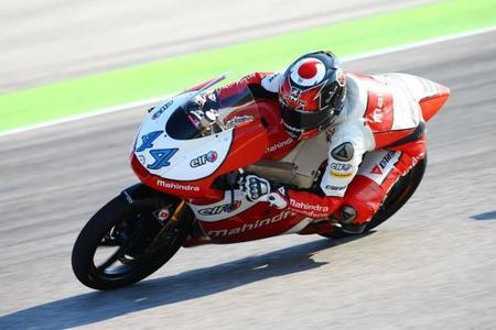 MotoGP Malasia 2013: Miguel Oliveira