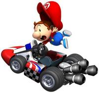 Artwork de 'Mario Kart Wii'