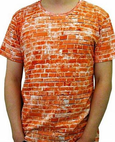 Camiseta de ladrillos