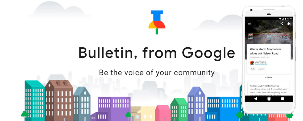 Google closes Bulletin, your project of local news stories published by the users