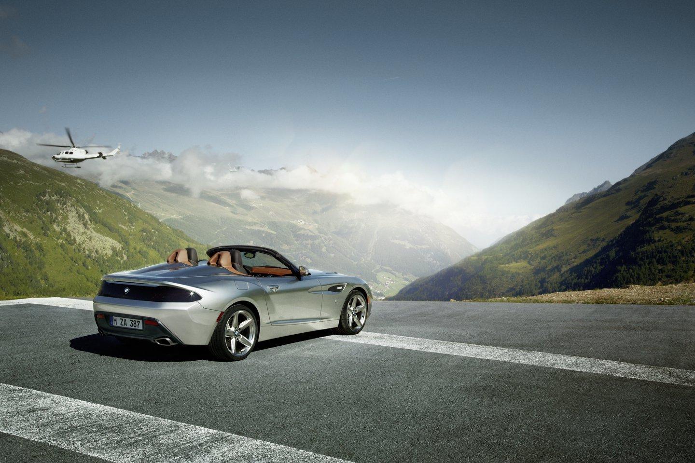 Foto de BMW Zagato Roadster Concept (11/14)