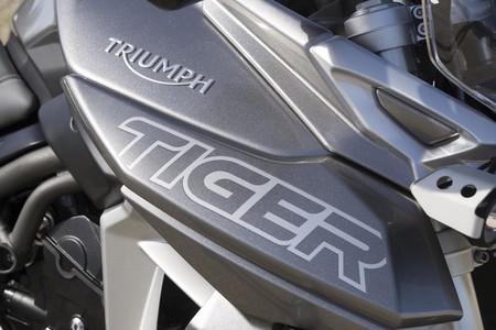 Triumph Tiger 800 2018 2