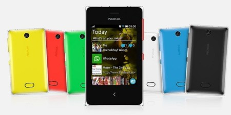 Nokia Asha 500