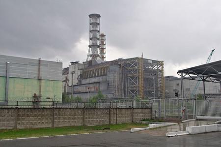 Reactor 4 Chernobil