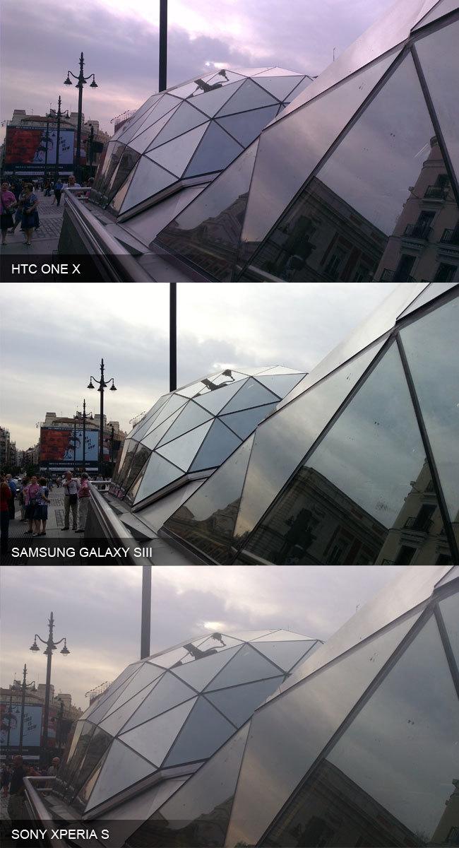 Comparativa cámaras Android